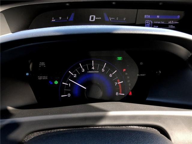 2015 Honda Civic LX (Stk: U17718) in Goderich - Image 11 of 17