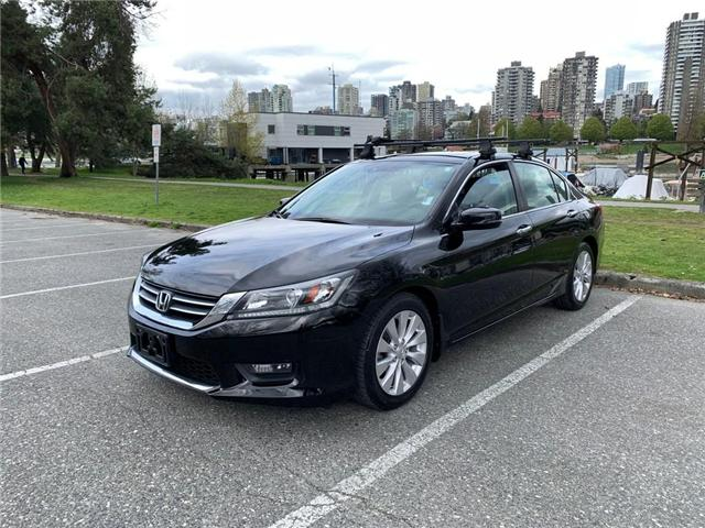 2015 Honda Accord EX-L (Stk: B54960) in Vancouver - Image 5 of 27