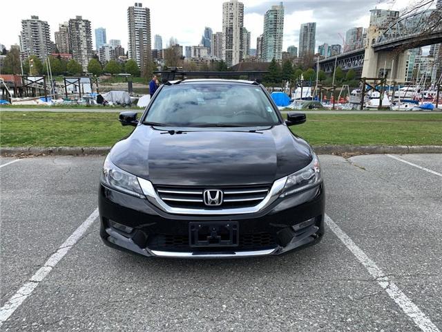2015 Honda Accord EX-L (Stk: B54960) in Vancouver - Image 6 of 27