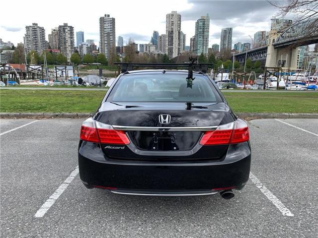 2015 Honda Accord EX-L (Stk: B54960) in Vancouver - Image 10 of 27