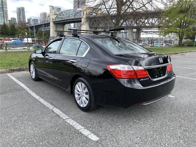 2015 Honda Accord EX-L (Stk: B54960) in Vancouver - Image 11 of 27