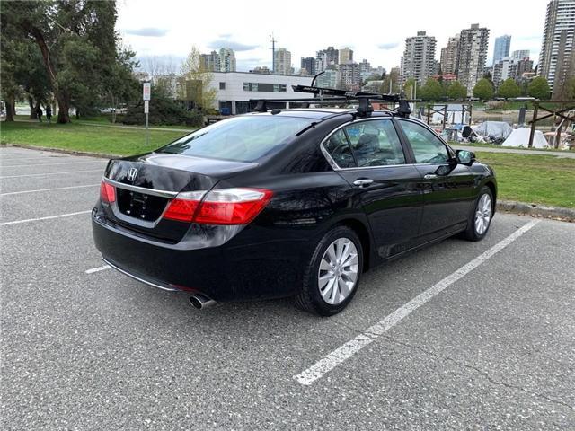 2015 Honda Accord EX-L (Stk: B54960) in Vancouver - Image 12 of 27