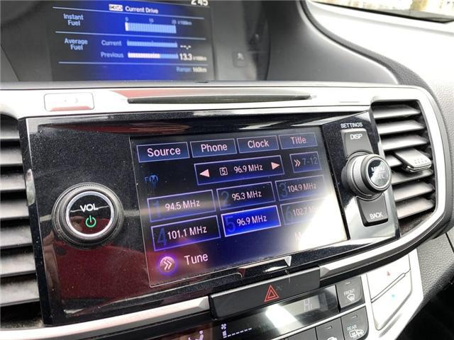 2015 Honda Accord EX-L (Stk: B54960) in Vancouver - Image 19 of 27