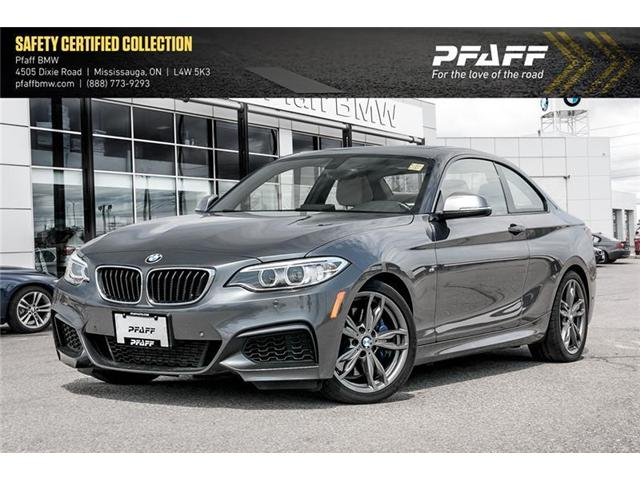 2014 BMW M235i  (Stk: 22055A) in Mississauga - Image 1 of 22