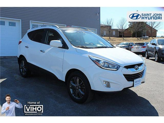 2015 Hyundai Tucson  (Stk: U2133) in Saint John - Image 1 of 21