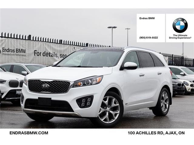 2016 Kia Sorento 2.0L SX (Stk: 41038A) in Ajax - Image 1 of 22