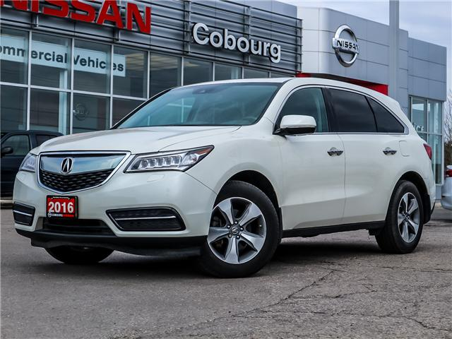 2016 Acura MDX Base (Stk: FC794091B) in Cobourg - Image 1 of 32
