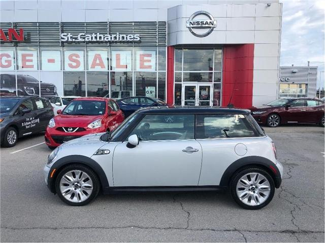 2010 MINI Cooper Base (Stk: P2208B) in St. Catharines - Image 1 of 20