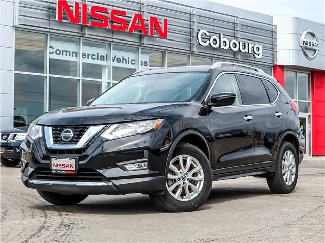 2018 Nissan Rogue SV (Stk: JC805636) in Cobourg - Image 1 of 30