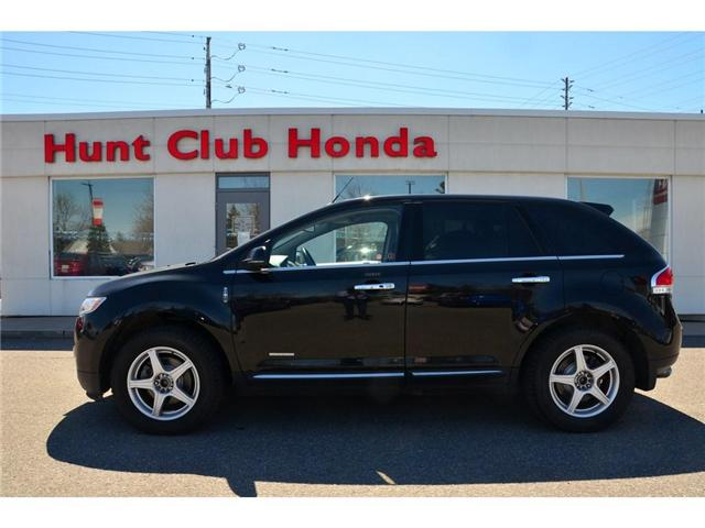 2012 Lincoln MKX Base (Stk: 6987A) in Gloucester - Image 1 of 23