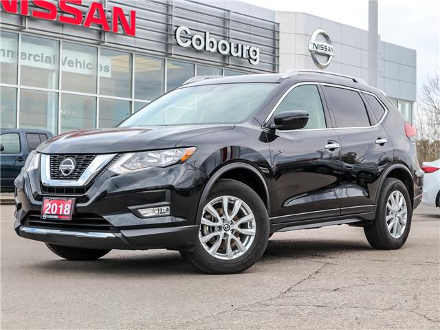 2018 Nissan Rogue SV (Stk: KW218261A) in Cobourg - Image 1 of 30