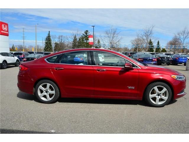 2018 Ford Fusion Energi SE Luxury (Stk: 7013A) in Gloucester - Image 5 of 23