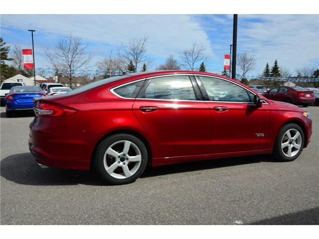 2018 Ford Fusion Energi SE Luxury (Stk: 7013A) in Gloucester - Image 6 of 23
