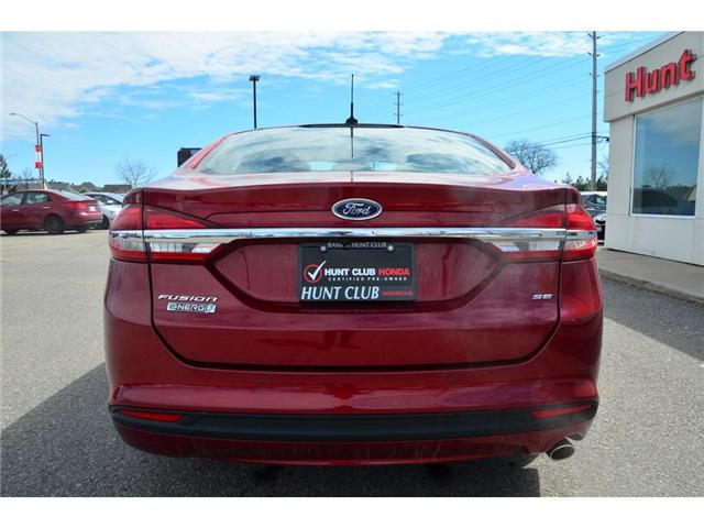 2018 Ford Fusion Energi SE Luxury (Stk: 7013A) in Gloucester - Image 7 of 23