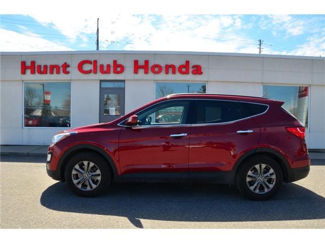 2014 Hyundai Santa Fe Sport  (Stk: 7023A) in Gloucester - Image 1 of 25