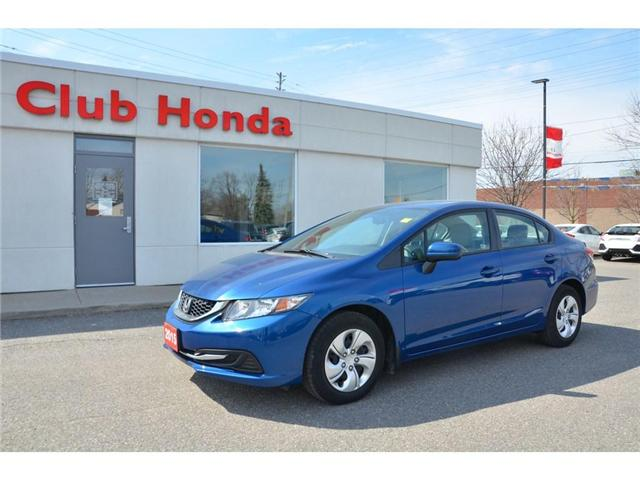 2015 Honda Civic LX (Stk: 6972A) in Gloucester - Image 2 of 23