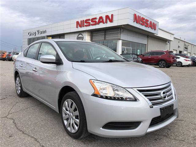 2015 Nissan Sentra 1.8 S (Stk: P2551) in Cambridge - Image 1 of 26