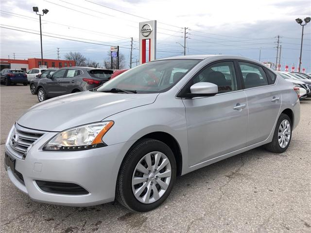 2015 Nissan Sentra 1.8 S (Stk: P2551) in Cambridge - Image 2 of 26