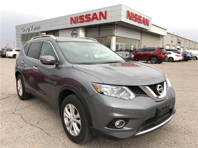 2014 Nissan Rogue SV (Stk: P2568) in Cambridge - Image 1 of 28