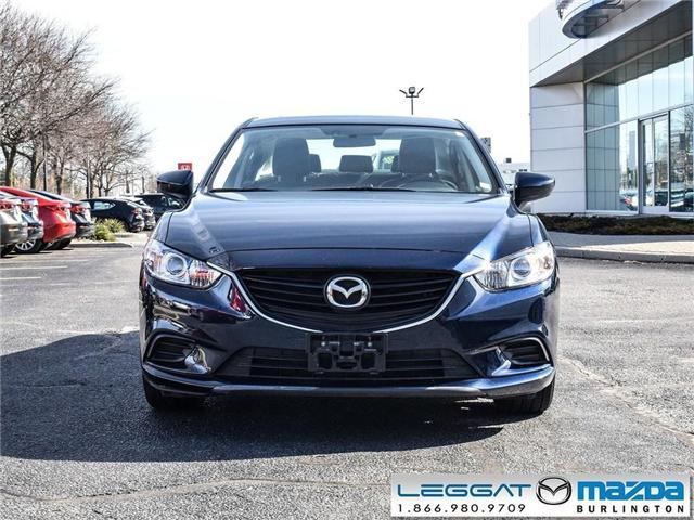 2016 Mazda MAZDA6 GS-L LEATHER, MOONROOF, GPS, REAR CAMERA (Stk: 1854LT) in Burlington - Image 2 of 25