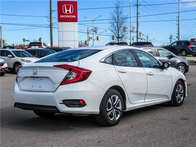 2017 Honda Civic LX (Stk: 19405A) in Milton - Image 2 of 15