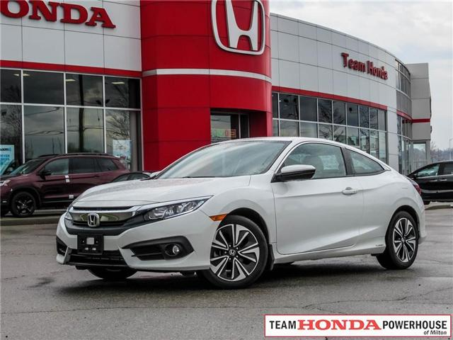 2018 Honda Civic EX-T (Stk: 3287) in Milton - Image 1 of 20