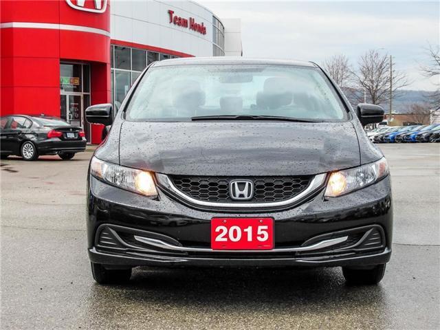 2015 Honda Civic LX (Stk: 3295) in Milton - Image 2 of 22