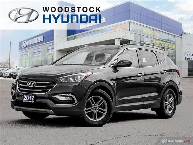 2017 Hyundai Santa Fe Sport 2.4 SE (Stk: P1397) in Woodstock - Image 1 of 27
