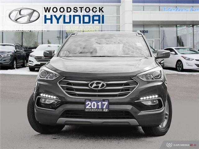 2017 Hyundai Santa Fe Sport 2.4 SE (Stk: P1397) in Woodstock - Image 2 of 27