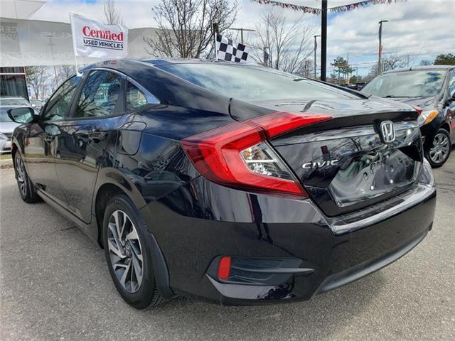 2016 Honda Civic EX (Stk: 325591A) in Mississauga - Image 2 of 22