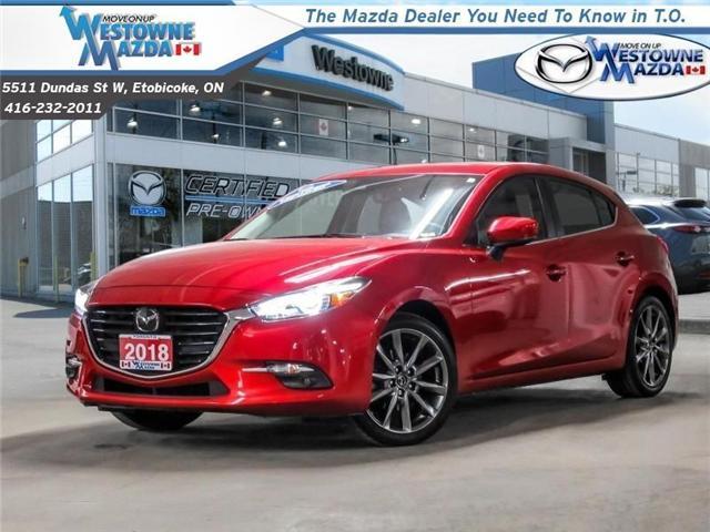 2018 Mazda Mazda3 GT (Stk: P3933) in Etobicoke - Image 1 of 25