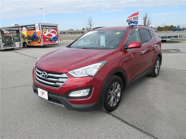 2014 Hyundai Santa Fe Sport 2.4 Base (Stk: K14310A) in Ottawa - Image 1 of 21