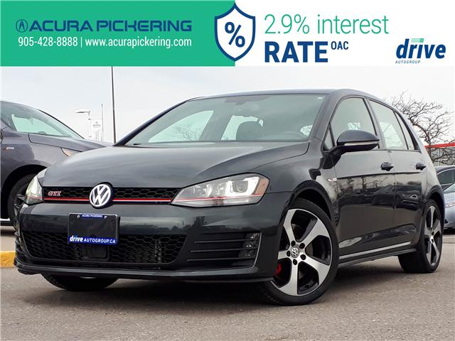 2015 Volkswagen Golf GTI 5-Door Performance (Stk: AP4801) in Pickering - Image 1 of 26
