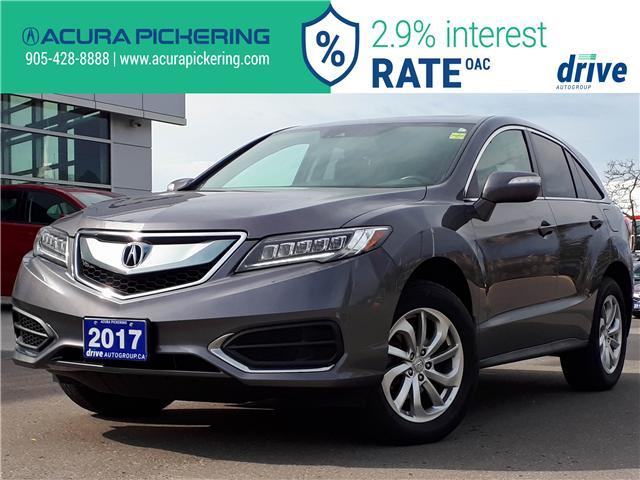 2017 Acura RDX Tech (Stk: AP4820) in Pickering - Image 1 of 35