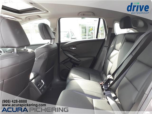 2017 Acura RDX Tech (Stk: AP4820) in Pickering - Image 28 of 35