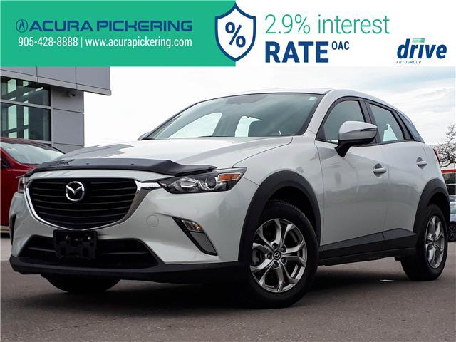 2017 Mazda CX-3 GS (Stk: AP4826) in Pickering - Image 1 of 30