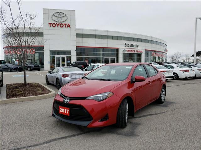 2017 Toyota Corolla LE (Stk: P1776) in Whitchurch-Stouffville - Image 1 of 12