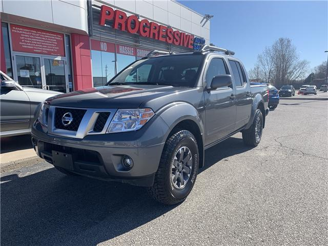 2019 Nissan Frontier PRO-4X (Stk: KN714683) in Sarnia - Image 2 of 28