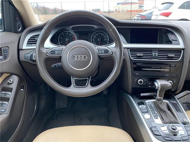 2015 Audi A4 allroad 2.0T Technik (Stk: B8520) in Oakville - Image 18 of 18