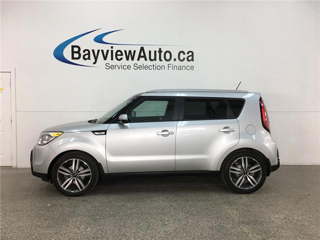 2015 Kia Soul SX Luxury (Stk: 34806R) in Belleville - Image 1 of 30