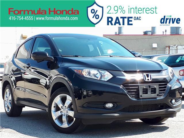 2016 Honda HR-V EX (Stk: B11082) in Scarborough - Image 1 of 30