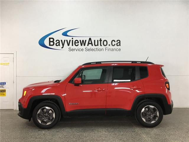 2015 Jeep Renegade North (Stk: 34800W) in Belleville - Image 1 of 25