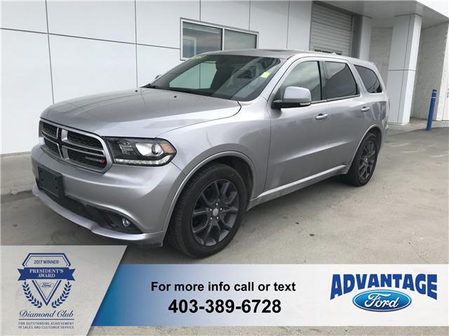 2017 Dodge Durango R/T (Stk: 5434) in Calgary - Image 1 of 21