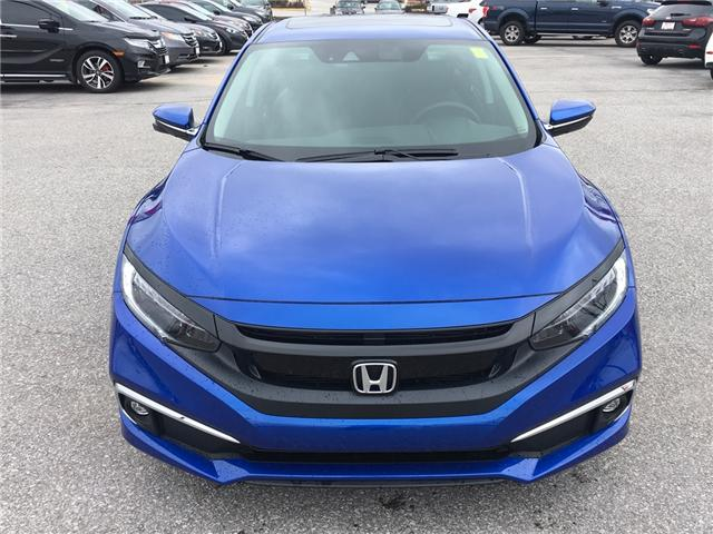 2019 Honda Civic Touring (Stk: 19714) in Barrie - Image 2 of 12