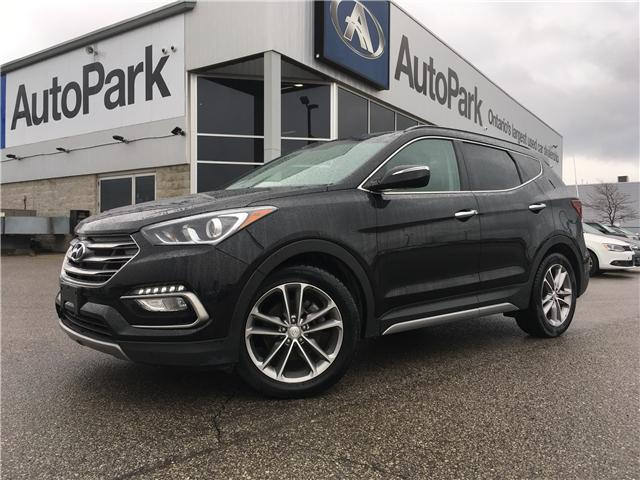 2018 Hyundai Santa Fe Sport 2.0T SE (Stk: 18-75650RJB) in Barrie - Image 1 of 30