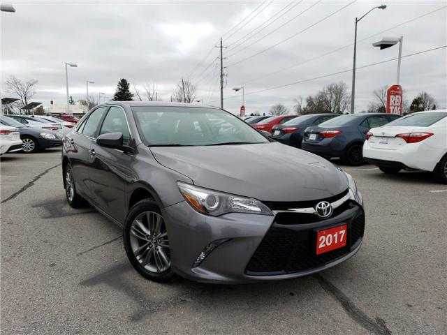 2017 Toyota Camry LE (Stk: P1781) in Whitchurch-Stouffville - Image 4 of 17
