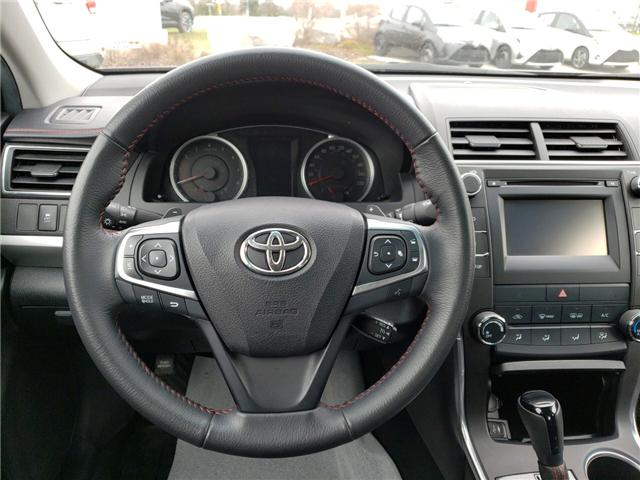 2017 Toyota Camry LE (Stk: P1781) in Whitchurch-Stouffville - Image 6 of 17