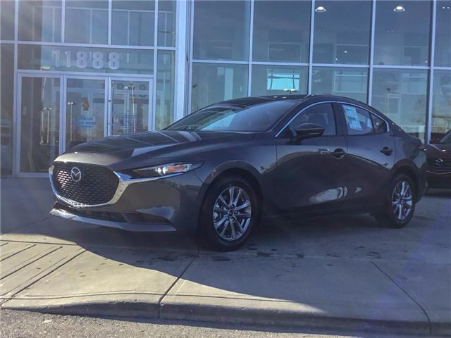 2019 Mazda Mazda3 GS (Stk: N4477) in Calgary - Image 1 of 5
