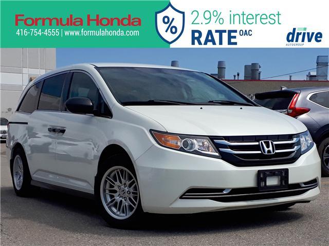 2014 Honda Odyssey SE (Stk: B11100) in Scarborough - Image 1 of 28