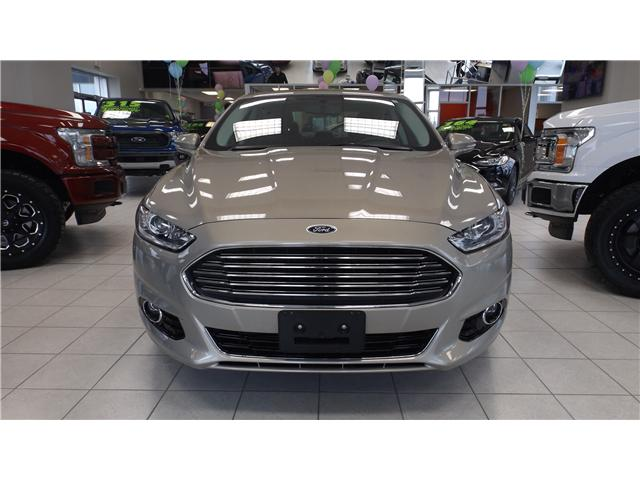 2015 Ford Fusion Titanium (Stk: P47830) in Kanata - Image 2 of 14